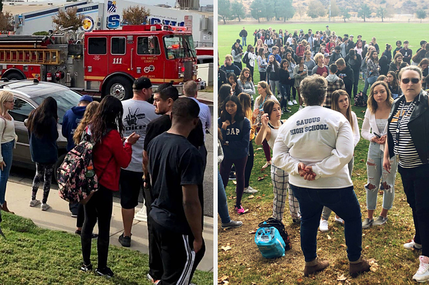 Two Students Were Killed During A Shooting At A California High School