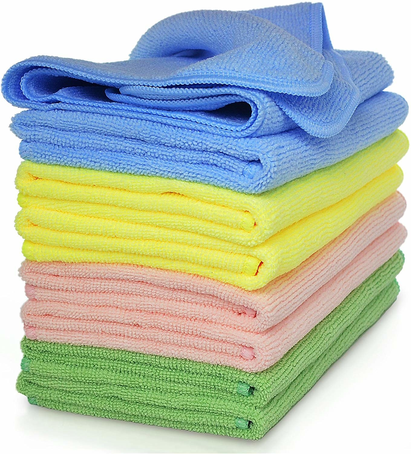 A stack of the cloths