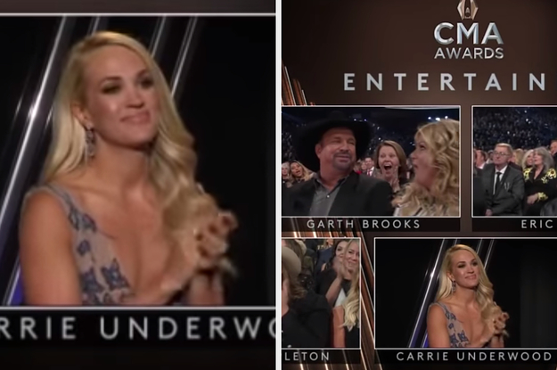 Carrie Underwood Losing Entertainer Of The Year Is Sparking A Conversation About Women In Country Music