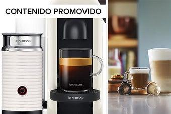 Sí que es un Buen Fin: esta cafetera Nespresso tiene 35% de descuento en Amazon