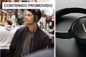 Estos audífonos Bose tienen 54% de descuento por el Buen Fin y los consigues en Amazon