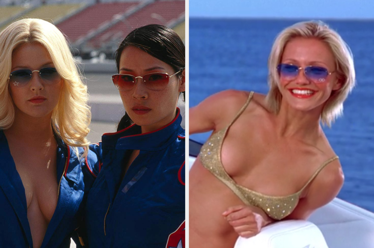 I Rewatched The Original Charlie S Angels Movie And Had A Lot Of