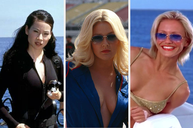 "I Rewatched The Original ""Charlie's Angels"" Movie And Had A Lot Of Thoughts"