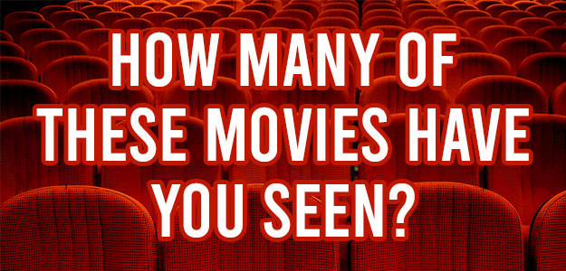 If You've Seen 36/51 Of These Movies, You're Definitely A Boomer