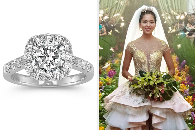 Say I Do Or I Dont To These Engagement Rings And Well Reveal The Cost Of Your Wedding
