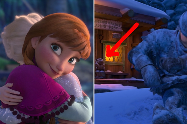 21 Small Frozen Details That Deserve A Large Round Of Applause