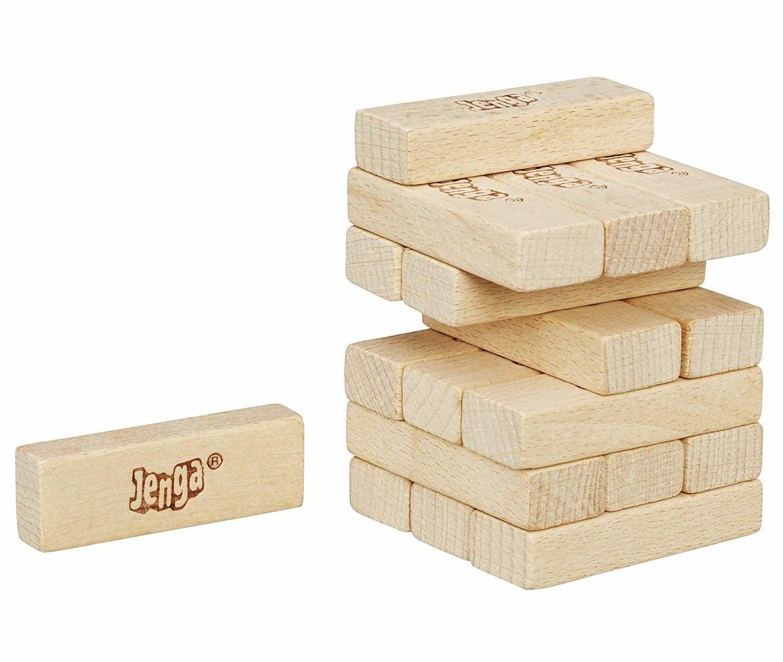 small jenga game