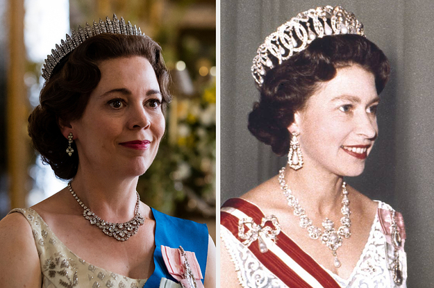 "I Am Gobsmacked At How Much The New Cast Of ""The Crown"" Looks Like The Actual Royal Family"