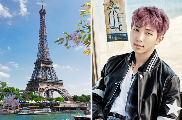 Take A Vacation Around The World To Find Out Which BTS Member You'll Marry
