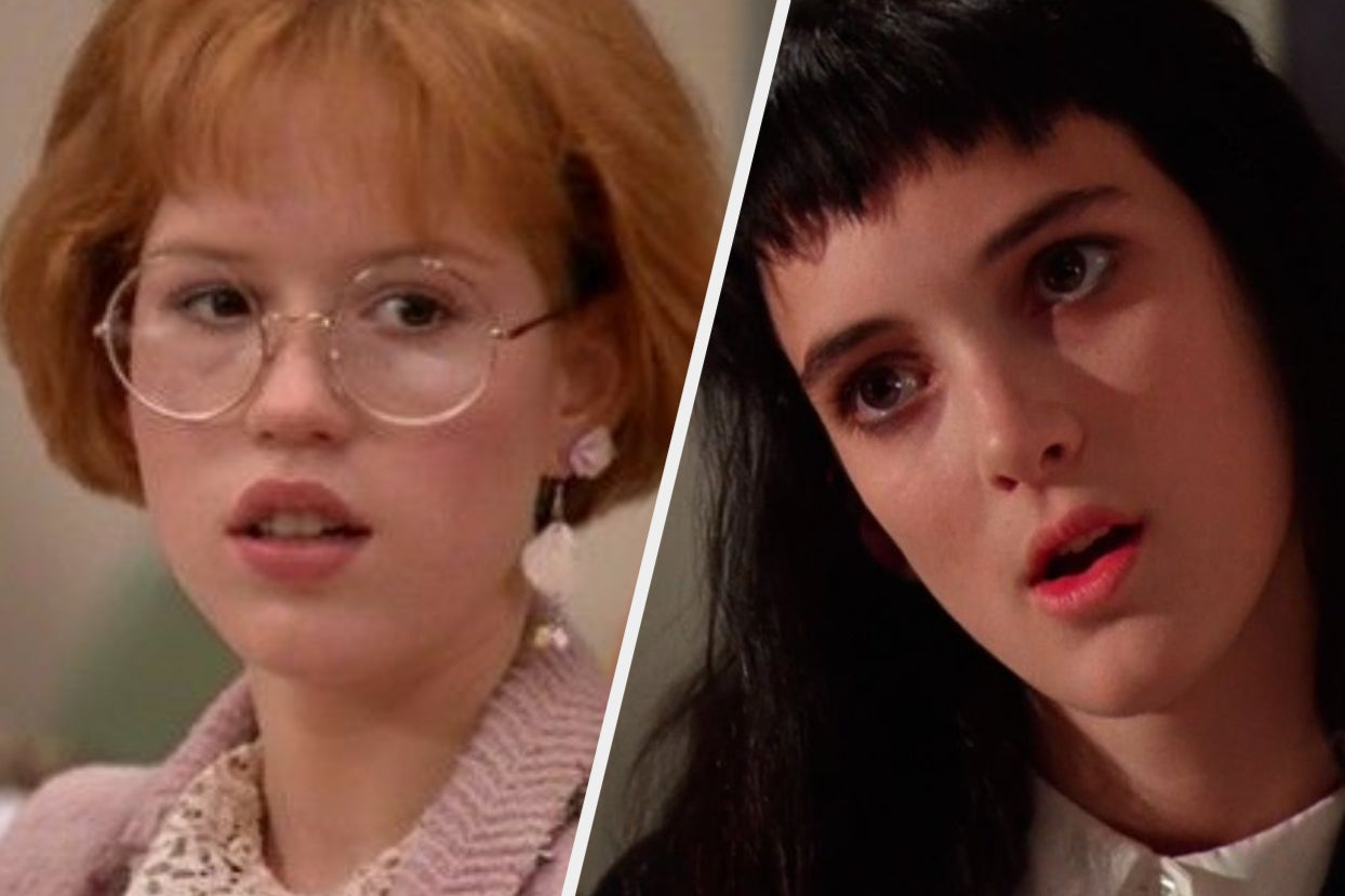 Go To High School For A Day, And We'll Reveal Which Gen X Icon You Are