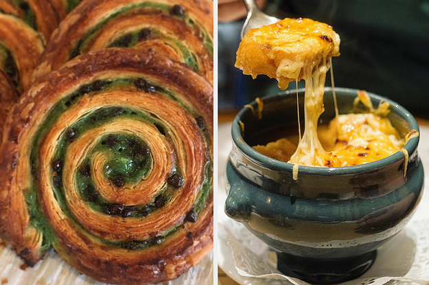 19 Truly French Foods You Have To Eat At Least Once