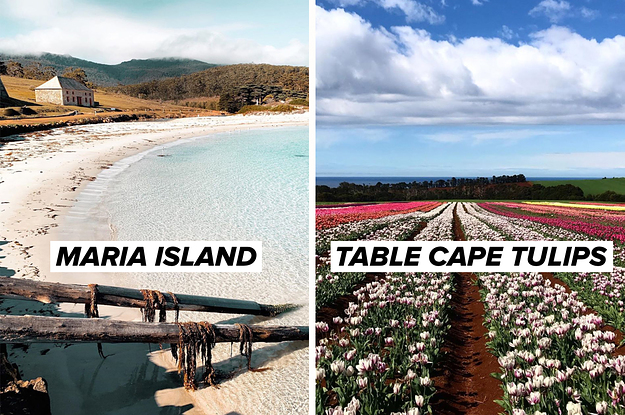 18 Stunning Locally-Loved Places To Visit In Tasmania
