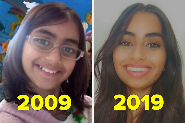 20 Decade Transformation Photos That Are Really Fun To Look At