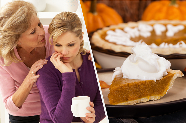 Pick Some Passive-Aggressive In-Law Comments And We'll Guess Your Favorite Holiday Food