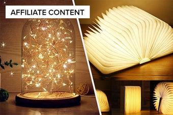 27 Things To Help Brighten Up Your Home Now That It's Dark By 4pm