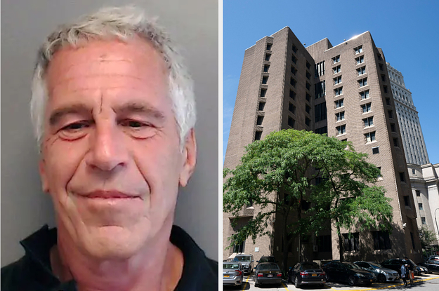Two Prison Guards Were Allegedly Looking At Online Sales Instead Of Checking On Jeffrey Epstein