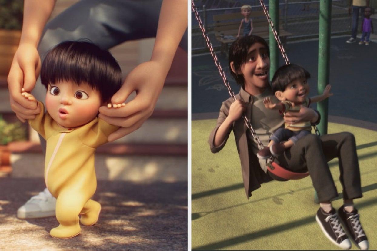 "People Are Loving The Filipino-American Short ""Float"" On Disney+"