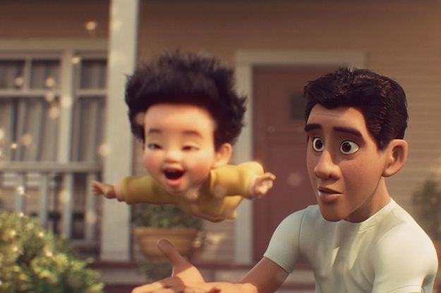 "People Are Loving The Filipino-American Short ""Float"" On Disney+"