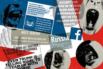 A New Class Of Angry Partisan Facebook Pages Are Dominating The Online War In The British General Election