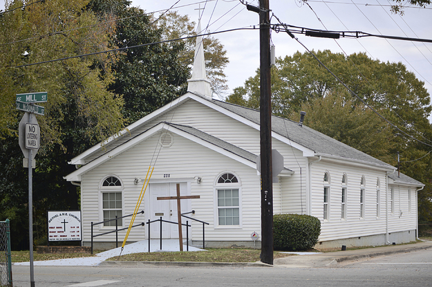 A White Teenager Was Arrested After Allegedly Planning To Attack A Local Black Church
