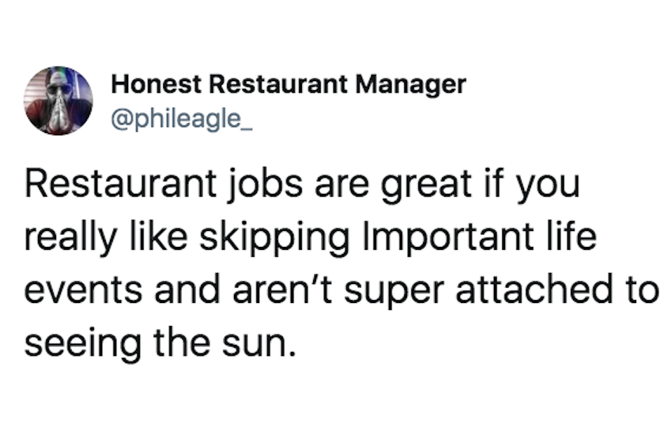 Good Luck Understanding These 22 Pictures If You've Never Worked In A Restaurant