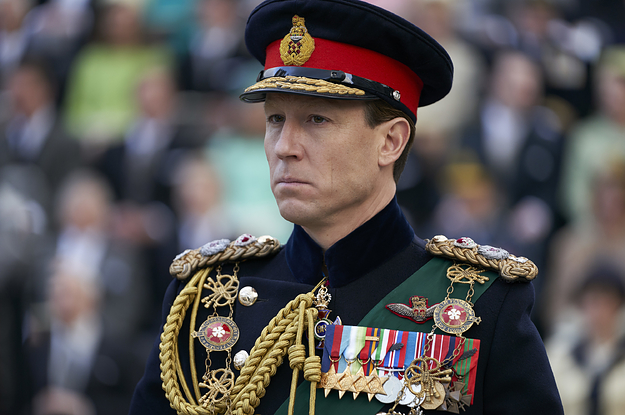 """Tobias Menzies On Playing Prince Philip In """"The Crown"""": """"He Wants To Sort Of Break Out"""""""
