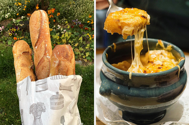 19 Truly French Foods You Need To Eat Before You Die
