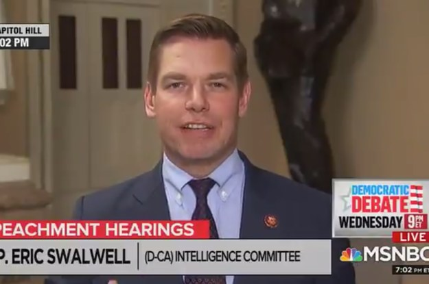 Image result for eric swalwell