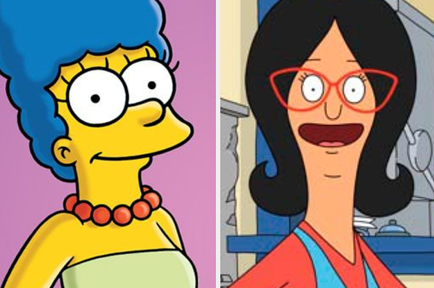 We Know If You're More Marge Simpson Or Linda Belcher
