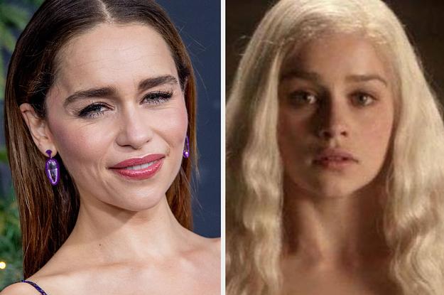 "Emilia Clarke Discussed Feeling Pressured To Do Nude Scenes On ""Game Of Thrones"""