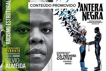 Livros para estudar e ajudar a combater o racismo