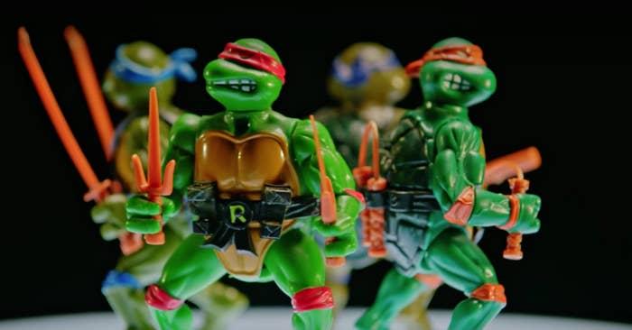 16 Facts About Teenage Mutant Ninja Turtles Toys