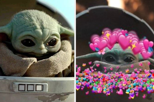 Baby Yoda From The Mandalorian On Disney Is So Cute It Hurts