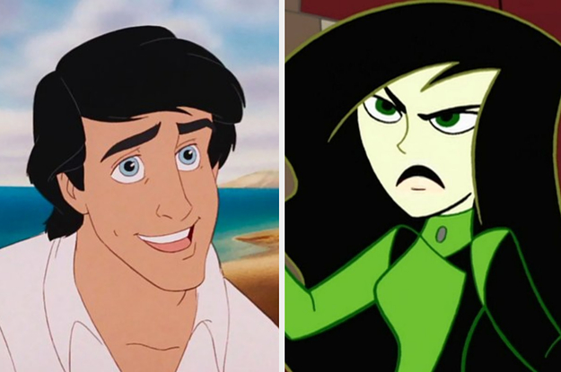 This Hot Or Not Cartoon Character Quiz Will Determine Your Romantic Type