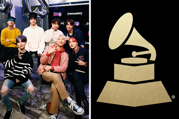 BTS Was Robbed Of A Grammy Nom And Fans Are Not Happy