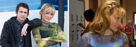 Hilary Duff Finally Actually Looks Like Lizzie McGuire On The Set Of The Reboot