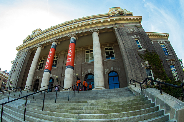 Syracuse University Students Say A White Supremacist Manifesto Was Airdropped To Their Phones And Now Authorities Are Investigating