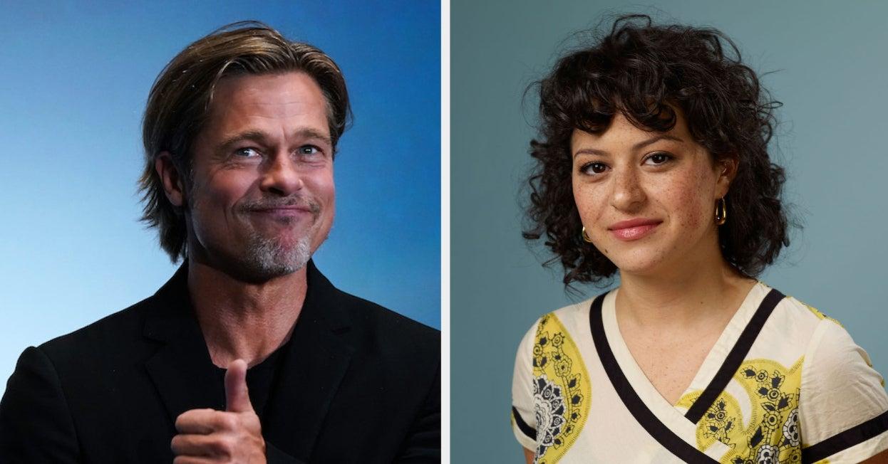 Brad Pitt And Alia Shawkat Have Been ...