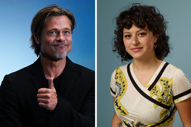 Brad Pitt And Alia Shawkat Have Been Low-Key Taking In A Lot Of Art Together And Photo Evidence Exists