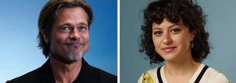 Brad Pitt And Alia Shawkat Have Been Hanging Out And, Yeah, There Are Photos