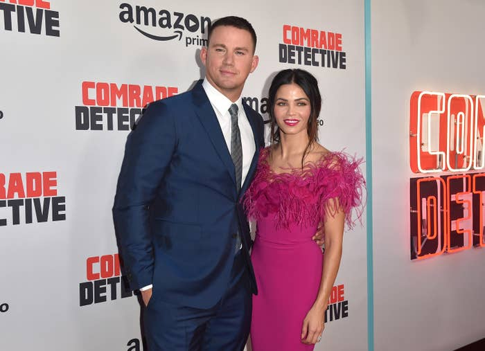 Channing Tatum And Jenna Dewan Are Now Officially Divorced