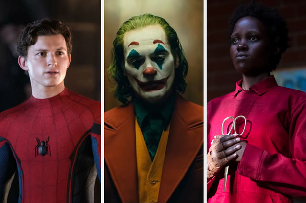 If You've Seen 23/50 Biggest Movies Of 2019, You're ...