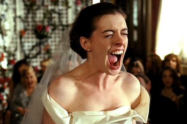 Your Reaction To These Wedding Scenarios Will Reveal How Much Bridezilla You Are