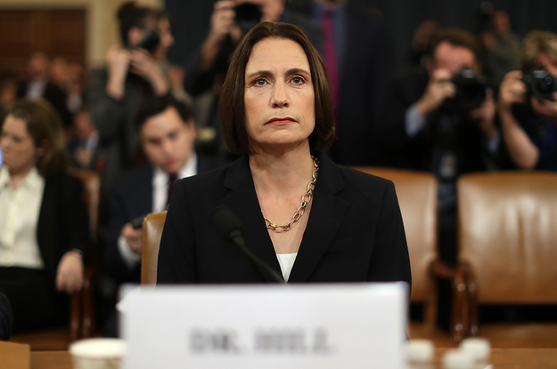 Fiona Hill Gave A Relatable Answer About Women's Anger During Her Impeachment Testimony To Congress