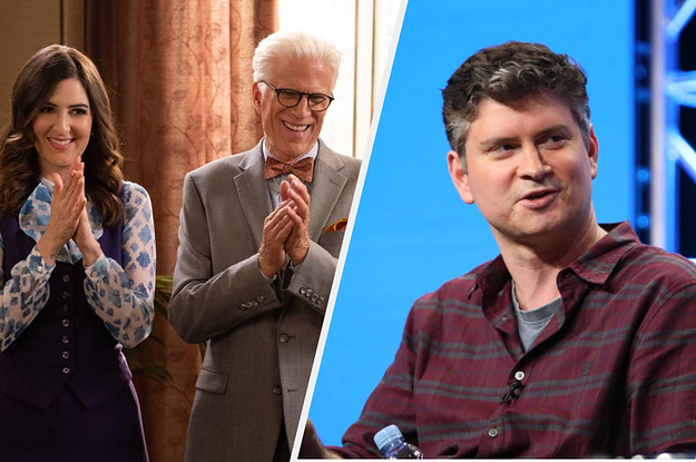 """""""The Good Place"""" Creator Michael Schur Explained The Real Message Of The Show"""