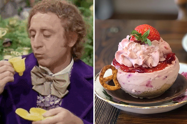 A Café In Canada Makes Completely Edible Teacups, And I'm Ready To Live Out My Willy Wonka Fantasies