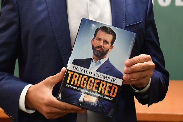 The Republican National Committee Bought Nearly $100,000 Worth Of Donald Trump Jr.'s Book Last Month