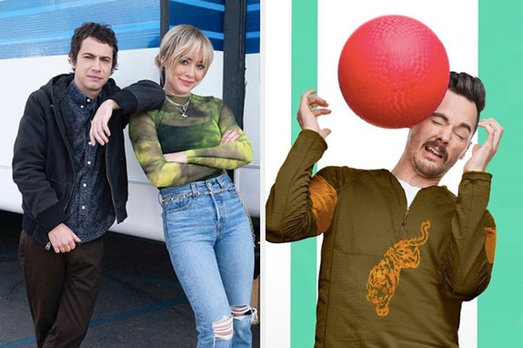 """Here's Every """"Lizzie McGuire"""" Reboot Pic We've Seen So Far"""