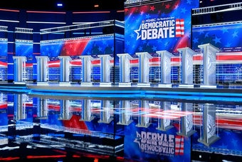 What's Still Missing From The Democratic Primary Debates: Questions About LGBT Rights