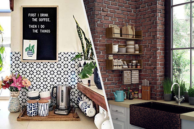 16 Ways To Level Up Your Kitchen Aesthetic